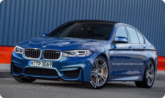BMW M5 2018 (G30)