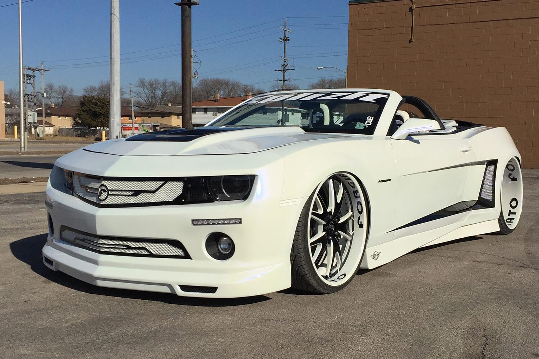 forgiato camaro white