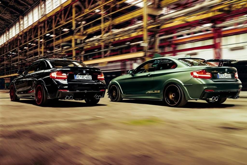 BMW M240i ACL2S 3