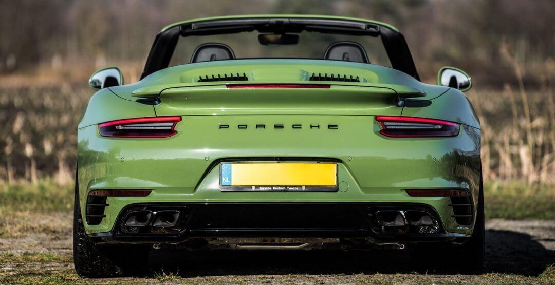 Edo Competition Porsche 911 Turbo S 4