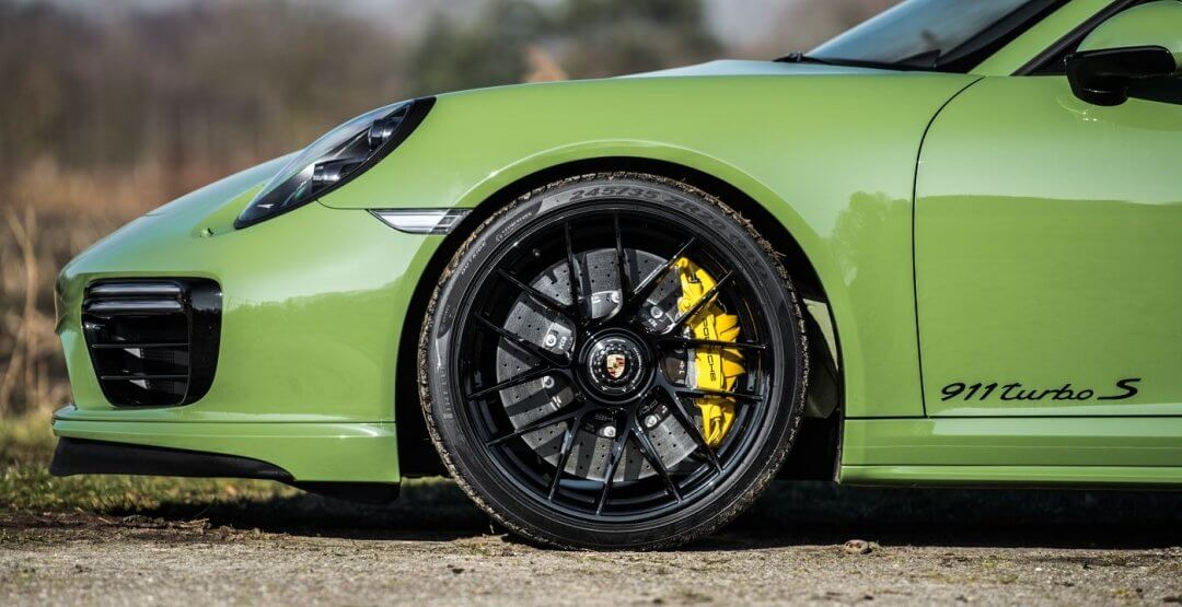 Edo Competition Porsche 911 Turbo S 5